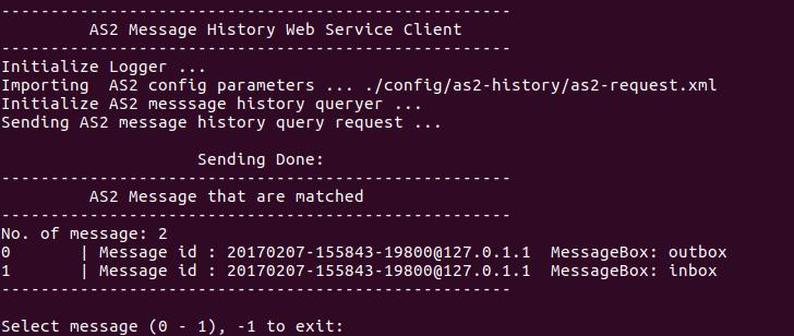 Installing Hermes — Hermes Business Messaging Gateway 2 2 documentation